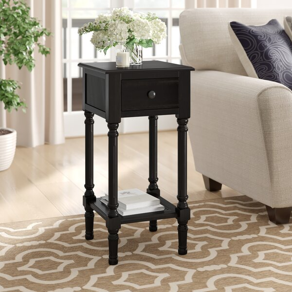 Marielle Side Table By Charlton Home