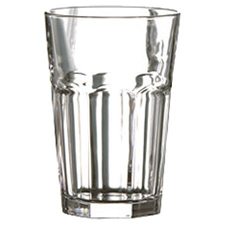 Newport 15 oz. Glass Highball Glass (Set of 6) by Design Guild