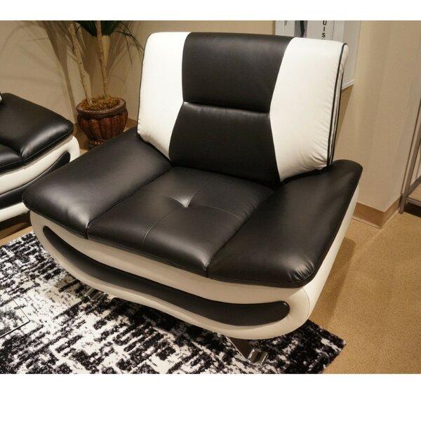 Deimel Armchair by Orren Ellis Orren Ellis