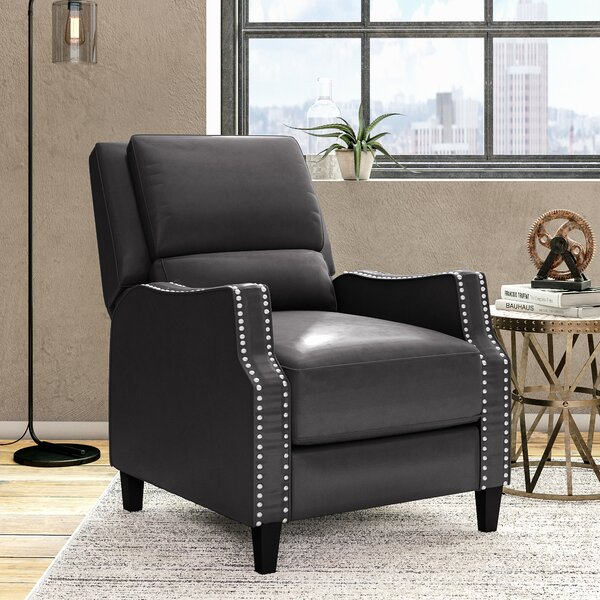 Cousteau  Manual Recliner By Williston Forge