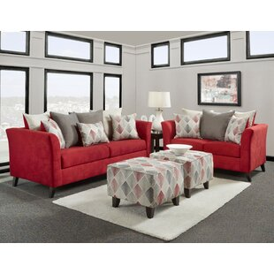 Chris Configurable Living Room Set by Red Barrel Studio