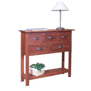 Console Table by 2 Day Designs, Inc