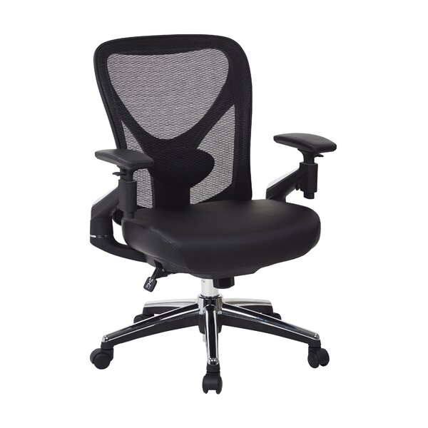 Pro-Line II Mid-Back Mesh Desk Chair by Office Star Products