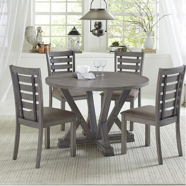 Keely 5 Piece Dining Set By Gracie Oaks Great Reviews