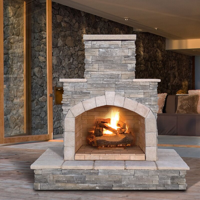 cal flame cultured stone propane natural gas outdoor fireplace propane  outdoor fireplace cultured stone propane natural