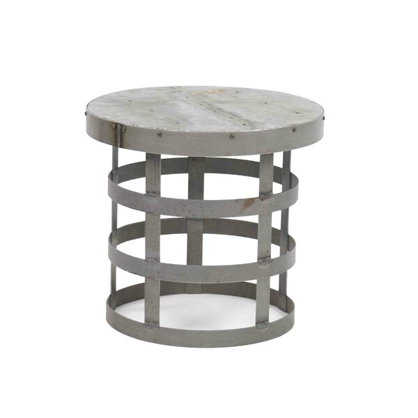 Drouin End Table by 17 Stories