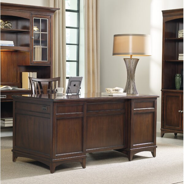 Latitude Executive Desk by Hooker Furniture