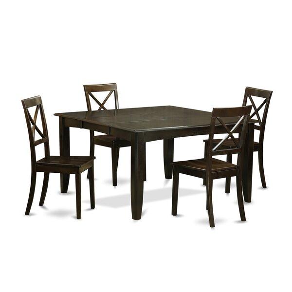 Pilning Modern 5 Piece Dinning Set by August Grove