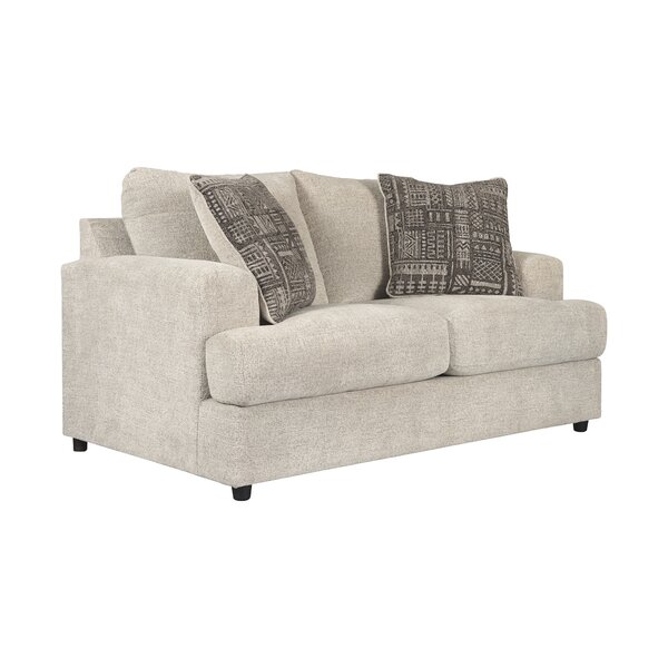 Buy Online Top Rated Boerpine Loveseat by Brayden Studio by Brayden Studio