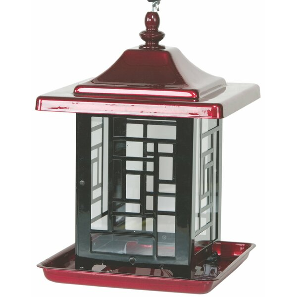 Mosaic Hopper Bird Feeder by Homestead/Gardner