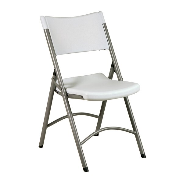 Resin Folding Chair (Set of 4) by Office Star Products