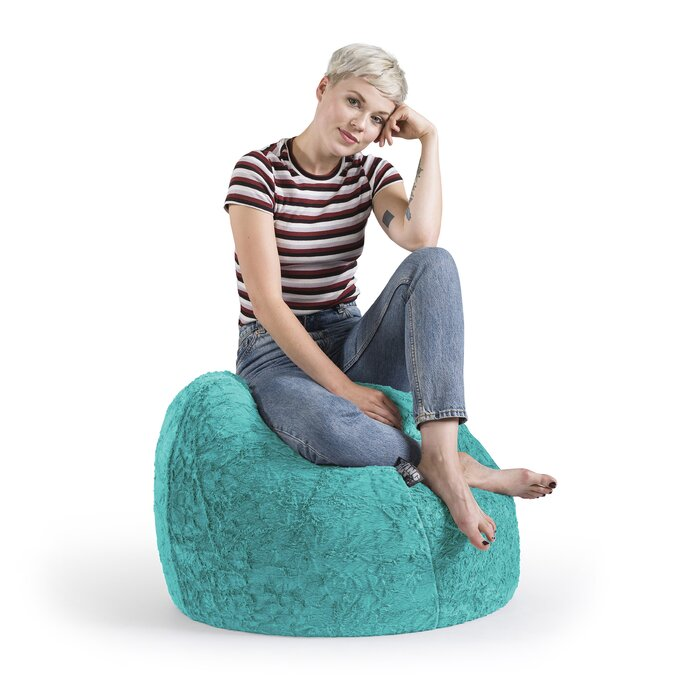 beanbag watch chair review omni sumo youtube