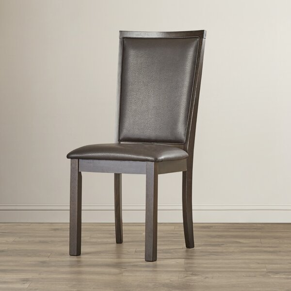 Stiles Parsons Upholstered Dining Chair (Set of 2) by Red Barrel Studio