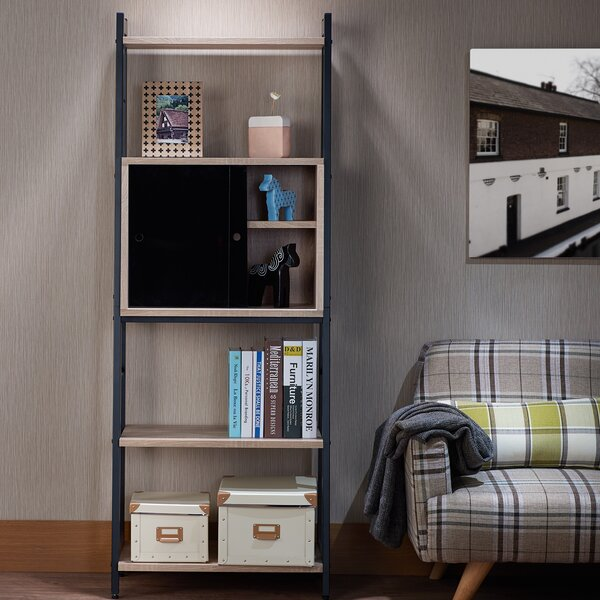 Sagers Ladder Bookcase by Ebern Designs