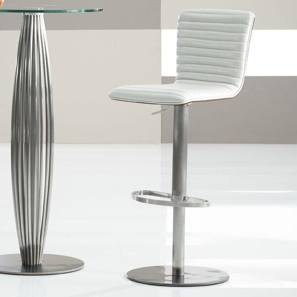 Adjustable Height Bar Stool by Bellini Modern Living