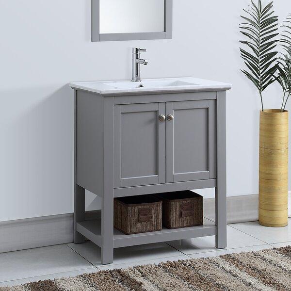 Cambria Manchester 30 Single Bathroom Vanity Set b