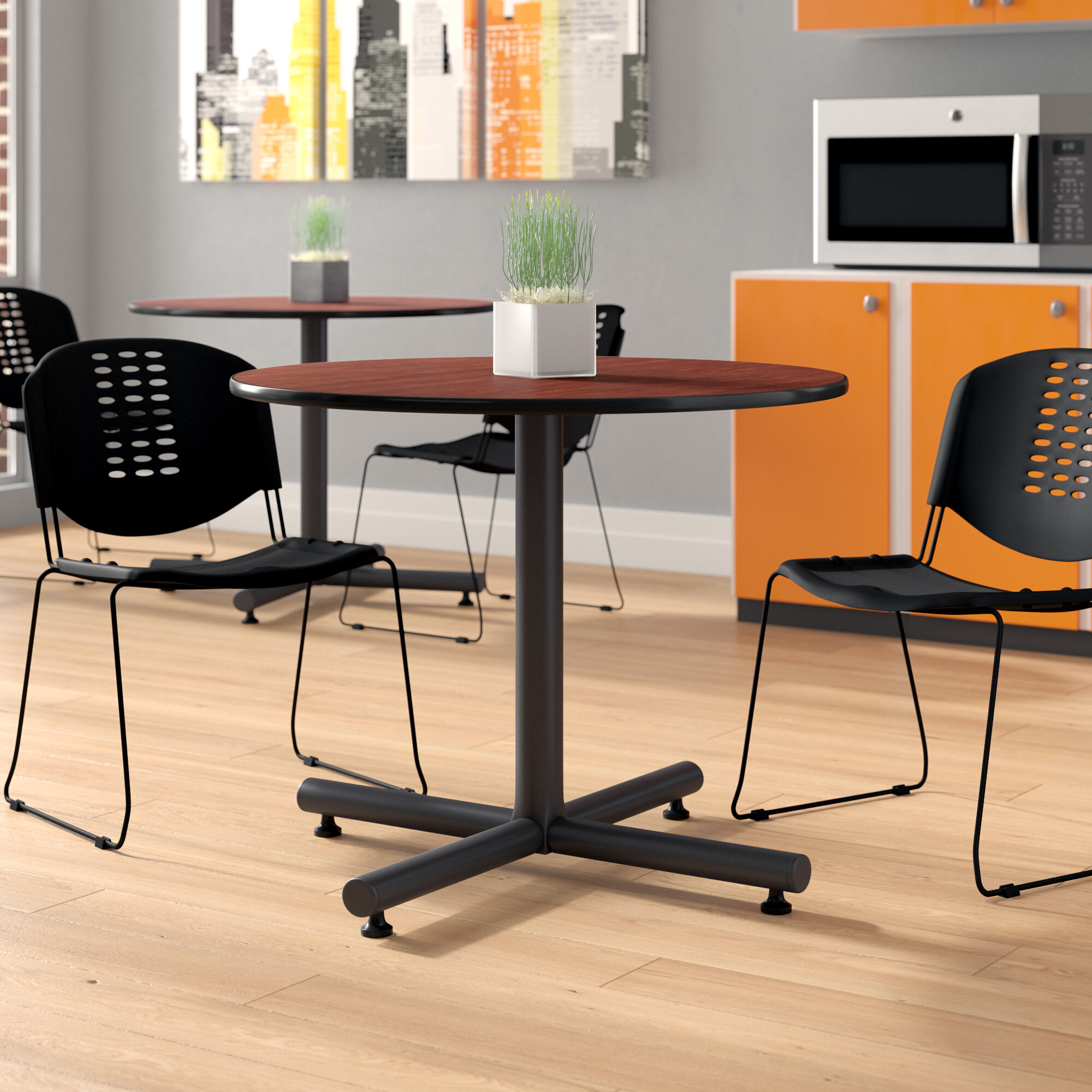 Marin 36 Round Breakroom Table