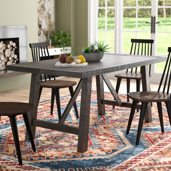 Acklin 5 Piece Dining Set by Union Rustic