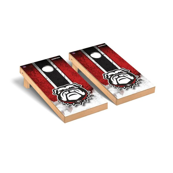 NCAA Vintage Version 1 Cornhole Game Set by Victory Tailgate