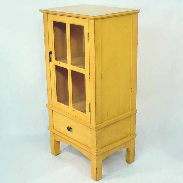Toney 1 Door Accent Cabinet by August Grove