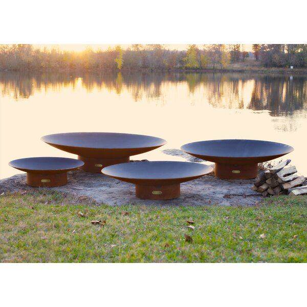 Asia Fire Pit by Fire Pit Art