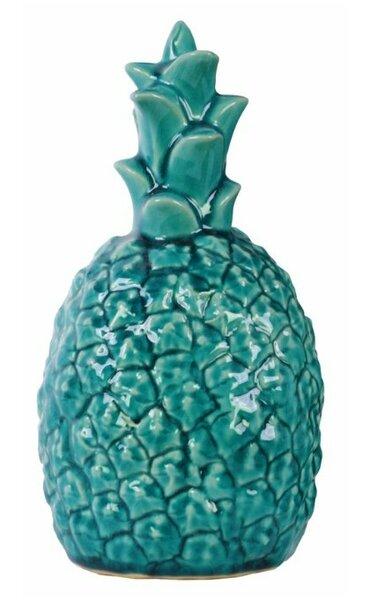 Breen Ceramic Pineapple Figurine by Bay Isle Home