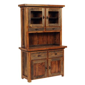 The Wyoming Collection® China Cabinet by Mountain Woods Furniture