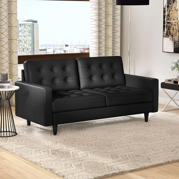 Gelb Loveseat by Ivy Bronx