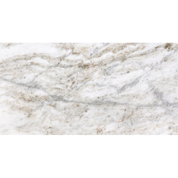 Kalta 16 x 32 Marble Field Tile in Fiore by Emser Tile