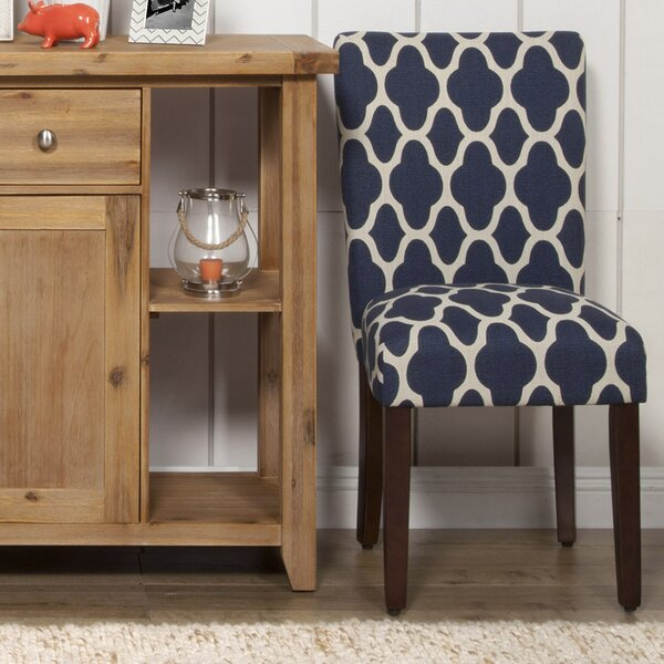 Conde Upholstered  2 Pieces Dining Chair (Set of 2) by Red Barrel Studio