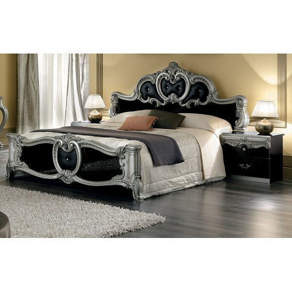 Straitson Upholstered Platform Bed by Astoria Grand