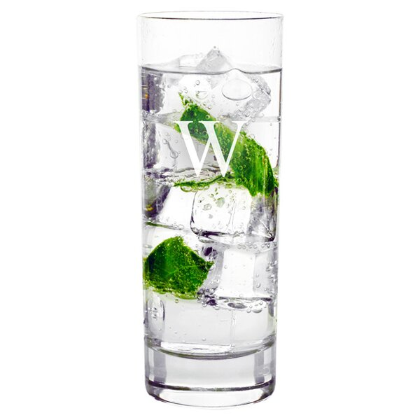 Personalized Mojito 12 oz. Glass Highball Glass by Cathys Concepts