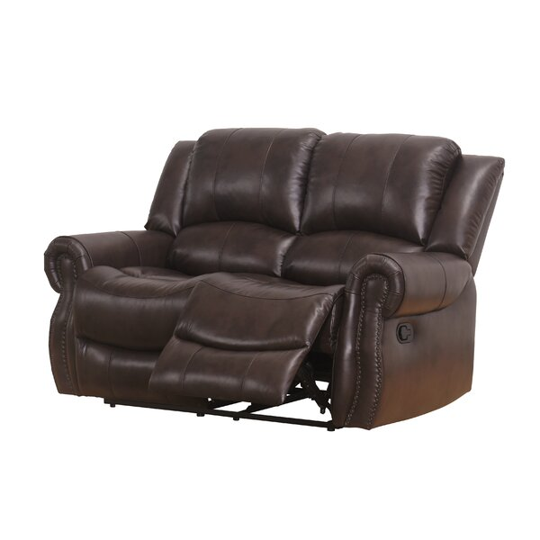 Digiovanni Reclining 60 Inches Round Arms Loveseat By Red Barrel Studio