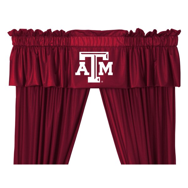 NCAA 88 Texas A&M Aggies Curtain Valance by Sports Coverage Inc.