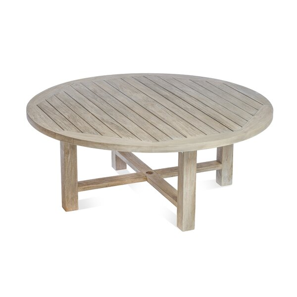 Alvah Solid Wood Coffee Table by Rosecliff Heights Rosecliff Heights