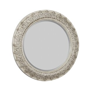 Bungalow Rose Offerman Round Accent Mirror