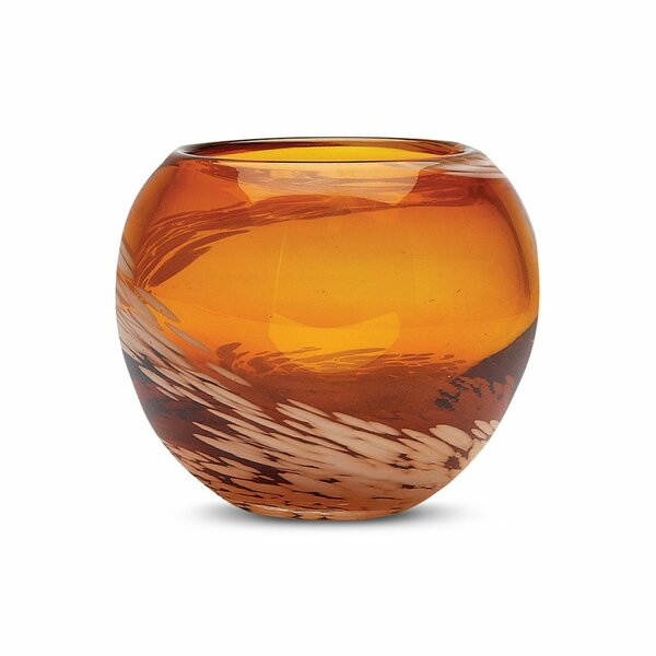 Glass Votive Holder (Set of 3) by World Menagerie