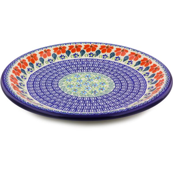 Polish Pottery Platter by Polmedia