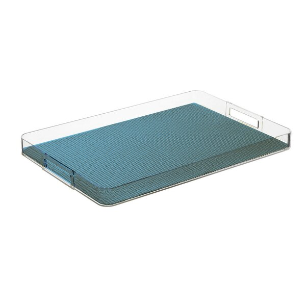 Agnese Rect Serving Tray by Highland Dunes