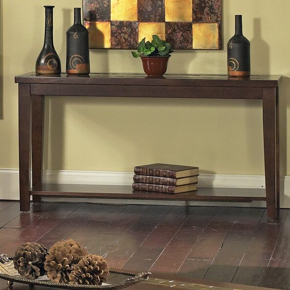 Steve Silver Furniture Brown Console Tables