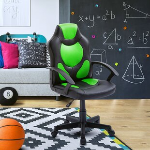 Racing Game Chair by Symple Stuff