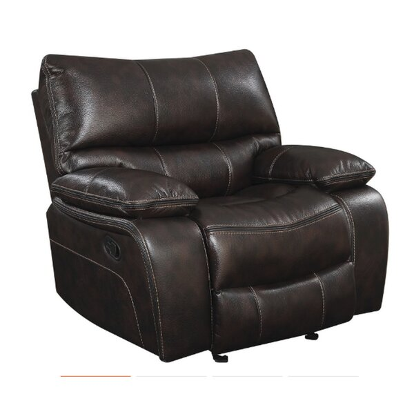 Neagle Manual Glider Recliner [Red Barrel Studio]