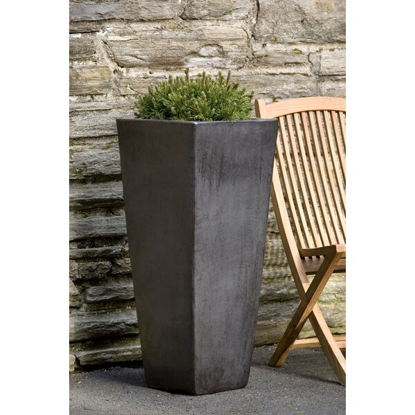 Pacifica Glazed Terracotta Pot Planter by Campania International