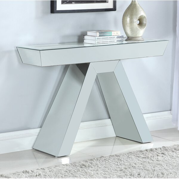 Anesia Console Table by Orren Ellis