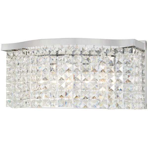 Laffey 3-Light Flush Mount by House of Hampton
