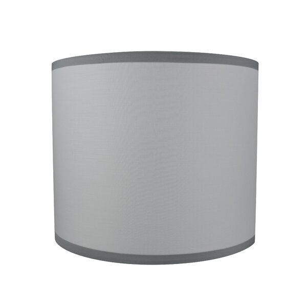 Classic 12 Cotton Drum Lamp Shade by Urbanest