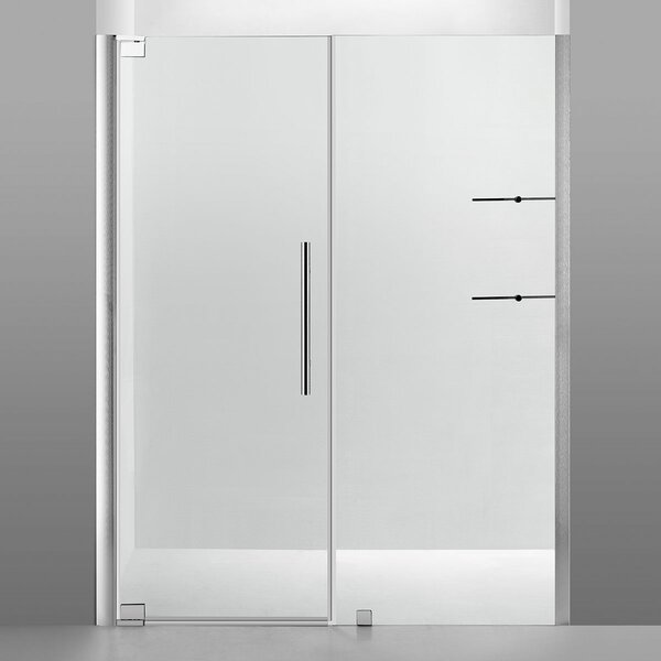 Ultra-G 30 x 72 Pivot Shower Door by LessCare