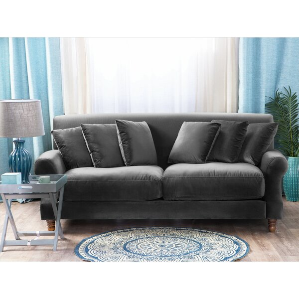 Maone 3 Seater Standard Sofa by Charlton Home