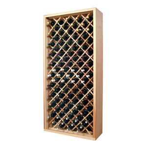 Designer Series 90 Bottle Floor Wine Rack by Wine Cellar Innovations