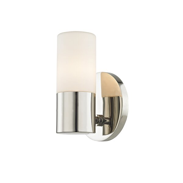Tamay 1-Light Armed Sconce by Brayden Studio